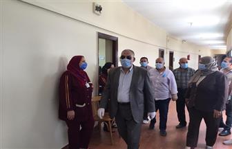 خفض أعداد العاملين بديوان عام محافظة الدقهلية.. والتشديد على ارتداء الكمامات | صور