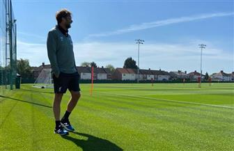 السعادة تخيم على ليفربول وكلوب مع استئناف التدريبات استعدادا لاستكمال الموسم