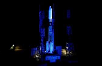 اليابان تطلق سفينة شحن لمحطة الفضاء الدولية