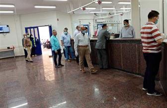 رئيس جهاز مدينة بدر يتفقد سير العمل بالمركز التكنولوجي لخدمة المواطنين   صور