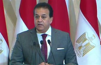 """خالد عبدالغفار: مصر تسجل الإصابة """"صفر"""" بفيروس كورونا منتصف يوليو المقبل"""