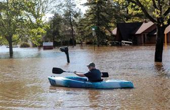 فيضانات تشرد الآلاف في ولاية ميشيجان الأمريكية