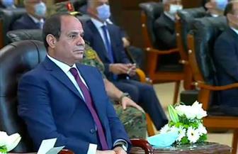 الرئيس السيسي يكلف الحكومة بوقف البناء بـ 3 محافظات