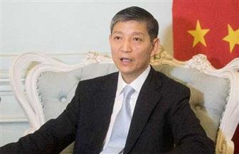 سفير الصين يؤكد قوة علاقات العمل والصداقة الشخصية العميقة بين الرئيسين السيسي وشي جين بينج