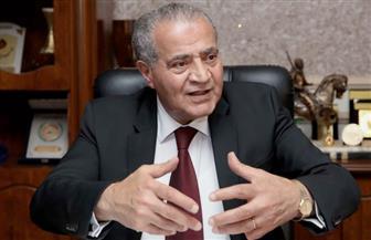 وزير التموين والتجارة الداخلية: الرئيس السيسي وجه مع بداية كورونا بزيادة الاحتياطي الإستراتيجي من السلع | صور