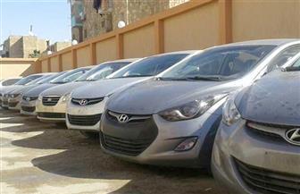 بحوزتهم 10 مركبات ملاكي.. ضبط عصابة الاتجار في السيارات المهربة جمركيا بالقاهرة