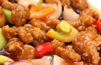 طريقة عمل قطع الدجاج على الطريقة الصينية