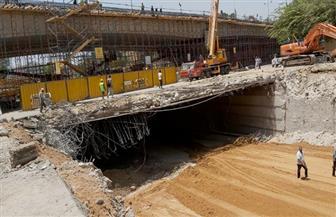 محافظة القاهرة: غلق نفق الميرغني في مصر الجديدة وتحويله لطريق سطحي   صور