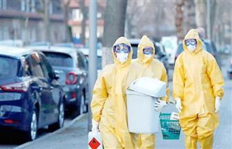 """ارتفاع الإصابات بفيروس """"كورونا"""" في أوكرانيا إلى 20 ألفا و148 حالة"""
