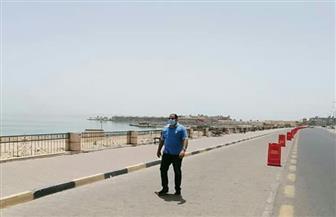لأول مرة بسبب كورونا.. جميع شواطئ البحر الأحمر مغلقة خلال أيام العيد | صور