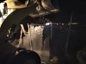 كفرالشيخ: استمرار حملات إزالة التعديات ومخالفات البناء بالمحافظة في عطلة عيد الفطر |صور