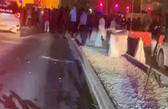 قطر تقر بتظاهر العمال الأجانب احتجاجا على عدم دفع أجورهم |فيديو