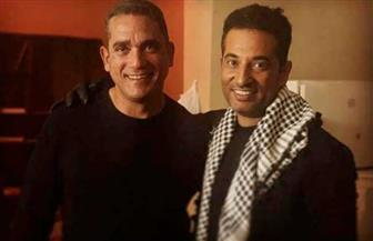"""الجمهور يختار """"عمرو سعد"""" أفضل ضيف شرف في مسلسل الاختيار"""