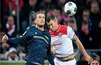 أوليفر فينك لاعب فورتونا دوسلدورف يحقق رقما قياسيا في البوندسليجا