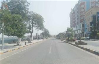 انتشار أمني في أسوان.. وخلو الشوارع من المارة | صور