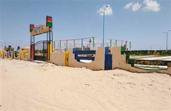 إغلاق الحدائق والشواطئ بشمال سيناء.. واستمرار عمل أجهزة المرافق والخدمات خلال أيام العيد| صور