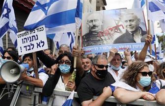 الشرطة الإسرائيلية تحجز بين مؤيدى نيتانياهو ومعارضيه فى أولى جلسات محاكمته