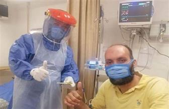 تحسن حالة لاعب سلة الزمالك المصاب بفيروس «كورونا»