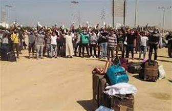 """""""فيها حاجة حلوة"""".. مصريون عالقون بالخارج يتحدثون عن """"مصر السند"""""""