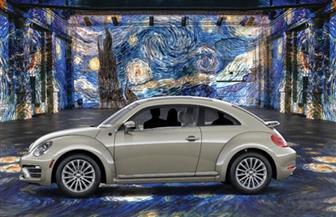 معرض سيارات للوحات فان جوخ بكندا للتغلب على إجراءات كورونا