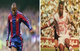 نجم الزمالك السابق يكشف سر فشل تجربته مع برشلونة
