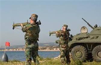 مناورة مشتركة بين الجيشين الروسي والسوري لحماية ميناء طرطوس