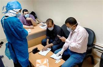 إحالة طبيب و5 ممرضات وموظف للتحقيق لتغيبهم عن العمل بمستشفى العياط | صور