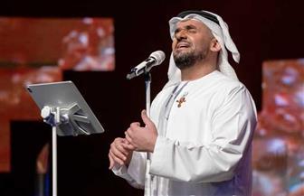 حسين الجسمي خلال حفله: سعادتي كبيرة وأنا في أبوظبي ومع الجمهور في كل بيت يشاهدنا|صور
