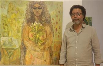 التشكيلي محمد عرابي: كورونا دفعتني للبحث في ماهية الأرض والجذور | صور