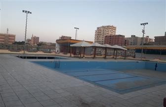 «الشباب والرياضة» تكشف حقيقة فتح حمام السباحة بنادي ديروط للأعضاء | صور