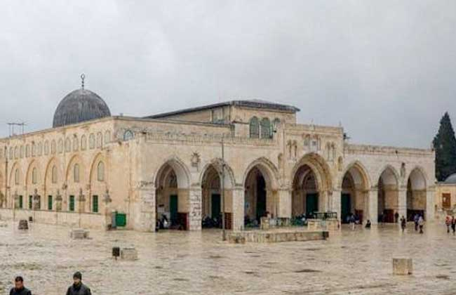مجلس الإفتاء الفلسطيني: المسجد الأقصى للمسلمين وحدهم ...