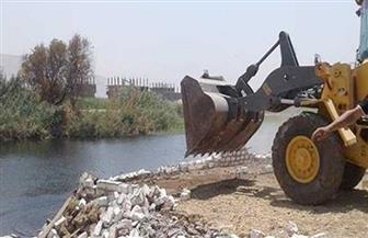 وزير الري: إحالة 173 محضر  تعد على المجاري المائية في دمياط إلى النيابة العسكرية