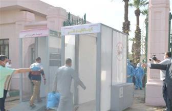 انتهاء فترة الحجر الصحي بجامعة القاهرة لـ16 فوجا من العائدين من الخارج