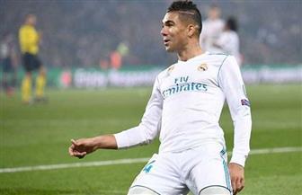 كاسيميرو جدد منذ أشهر عقده مع ريال مدريد حتى 2023
