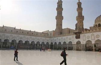 """""""بوابة الأهرام"""" تنشر ملامح خطة الأوقاف لإعادة فتح المساجد"""