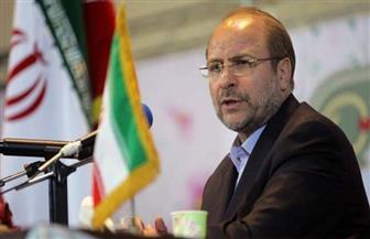 إصابة رئيس البرلمان الإيراني بكورونا