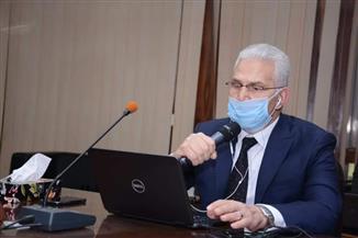 """مؤتمر جامعة طنطا حول """"كورونا"""": 500 اكتشاف بيولوجي للعلاج.. والتباعد الاجتماعي أفضل وسائل الوقاية"""
