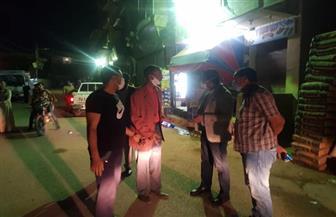 نائب محافظ الفيوم يشدد على ارتداء العاملين بالصوامع الكمامات.. ويغلق محال مخالفة |  صور