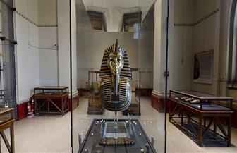 السياحة والآثار تطلق جولة افتراضية جديدة  لقطع الملك الصغير توت عنخ آمون