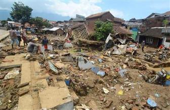 مصرع 7 أشخاص إثر انهيار أرضي في موقع تعدين إندونيسي