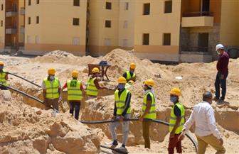 «الإسكان»: تكثيف العمل بمشروع الإسكان الاجتماعي بمدينتي 6 أكتوبر الجديدة وشرق بورسعيد «سلام» | صور