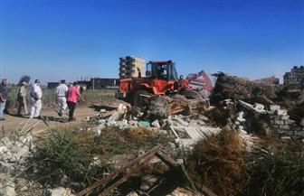 محافظ كفرالشيخ يتابع حملات إزالة التعديات ومخالفات البناء بالمراكز والمدن| صور