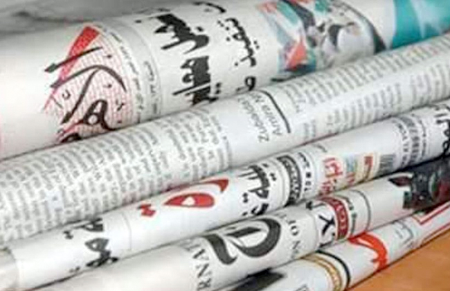 اهتمامات الصحف اليوم انتصار العاشر من رمضان التكنولوجيا تخدم المدن الجديدة الإذاعة تنقل العشاء والتراويح