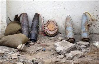 الداخلية: مقتل 18 إرهابيا في تبادل لإطلاق النار في بئر العبد|صور