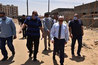 عادل الغضبان: رقمنة العمل في ميناء بورسعيد البري الجديد| صور