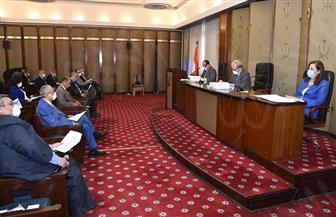 الموافقة على مشروع قانون بضمان وزارة المالية للشركة القابضة لمياه الشرب بـ 3 مليارات جنيه