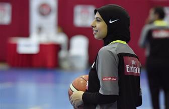 سارة جمال حكمة كرة السلة تستعيد ذكريات أصعب وأطول 3 دقائق بسبب الحجاب