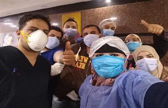 تعافي 21 مصابا من كورونا وسلبية تحاليل 18 آخرين بالدقهلية|صور