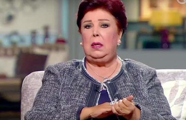 فى لقاء تلفزيونى ..الراحلة رجاء الجداوي  أنا في كلمات لما أقولها بعيط   فيديو