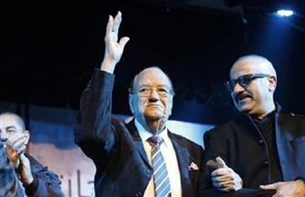 """أشرف زكي يكشف لـ""""بوابة الأهرام"""" تفاصيل اللحظات الأخيرة في حياة الراحل حسن حسني"""